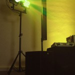 Modernste LED Light-Show